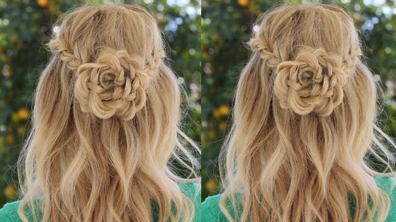 Flower Braid